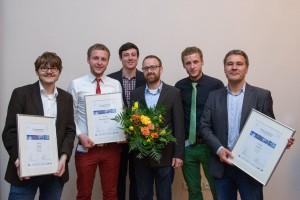 Die Preisträger 2014