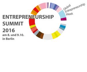 Entrepreneurship Summit @ Berlin