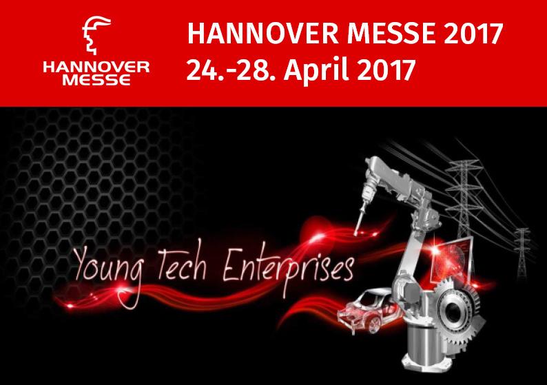 Hannover Messe - Young Tech Enterprises