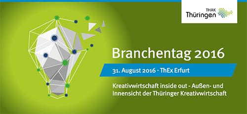 Branchentag der Thüringer Kreativwirtschaft @ Erfurt | Thüringen | Deutschland