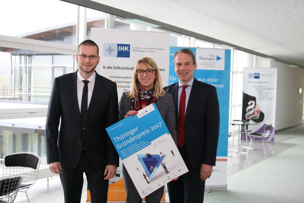 Thüringer Gründerpreis 2017