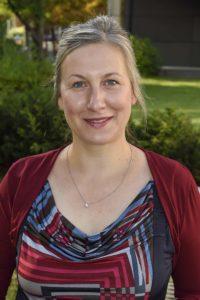 Sandra Eggers, Projektleiterin ThEx Enterprise