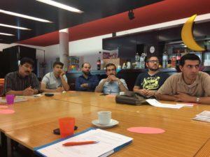 Workshopreihe für Migranten von ThEx Enterprise in Meiningen