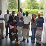 "Projekt ""Youth for Education"" Besuch aus Gambia bei ThEx Enterprise"