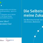 """Neue Workshop-Reihe für Bildungsträger und Berufsschulen:  """"Die Selbstständigkeit – meine Zukunft?"""""""