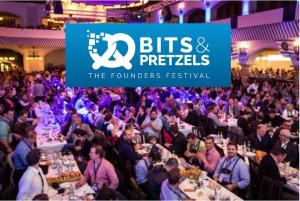 """Gründerfestival """"Bits & Pretzels"""""""