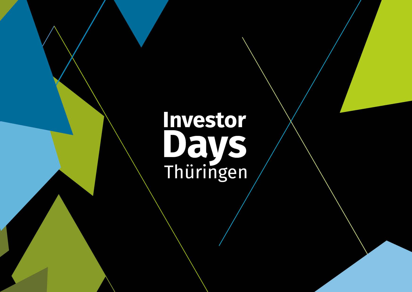 Investor Days Thüringen 2018