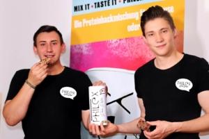 Philipp Weiler und Alexander Seliger