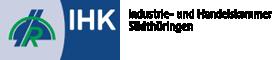 Logo IHK Südthüringen
