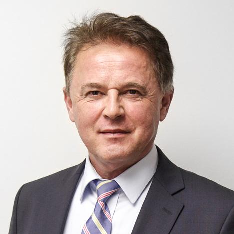 Reinhard Jacob - Unternehmer und Geschäftsführer