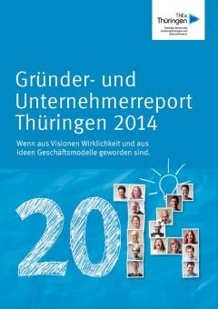 Umschlag Gründerreport 2013